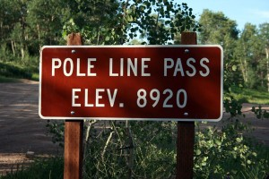 Pole Line Pass, American Fork Canyon