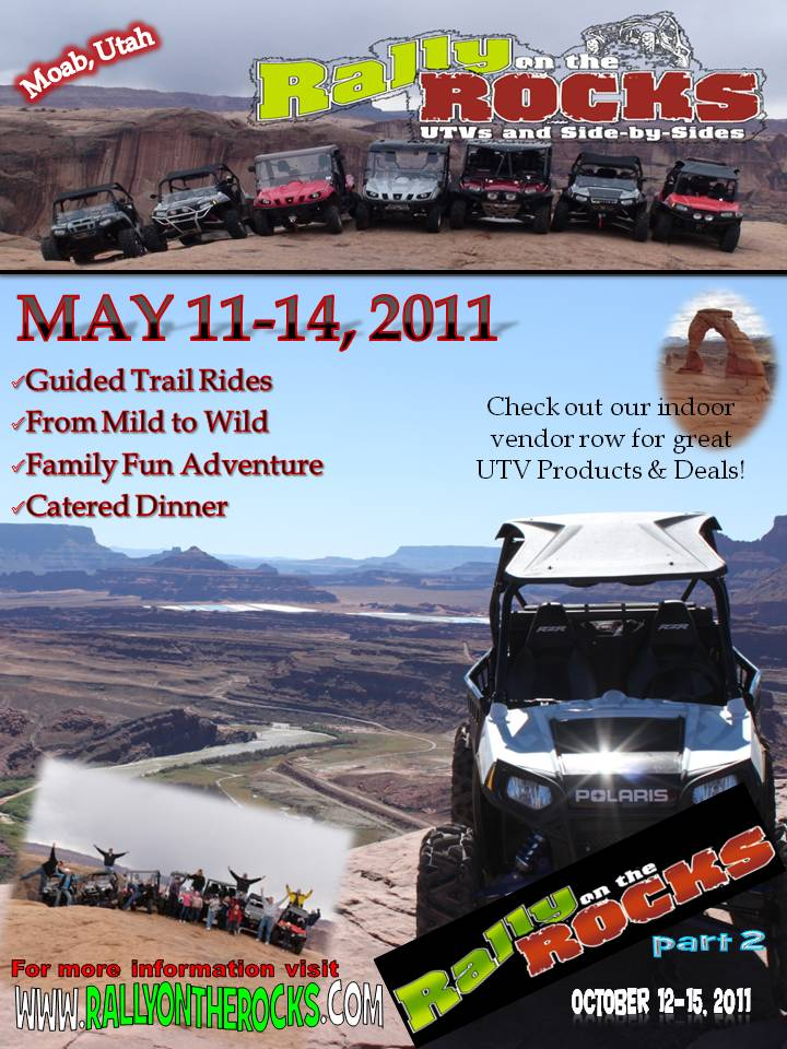 Moab UTV and Side by Side Rally
