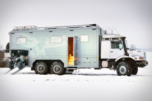 Mercedes Benz Zetros 6×6 Vehicle