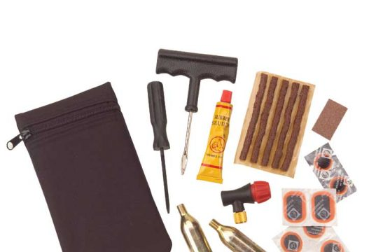 atv/utv flat tire repair kit