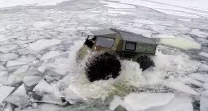 Russian made Sherpa ATV
